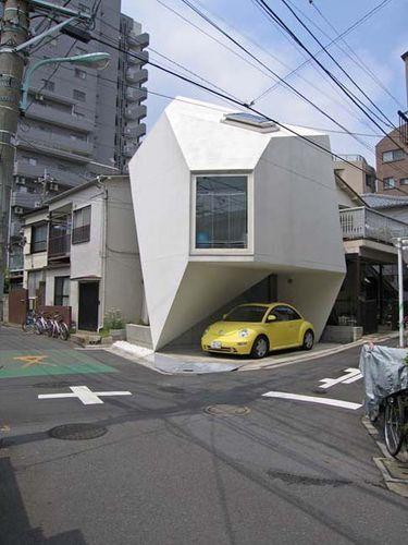 Weird-japan-houseYasuhiro Yamashita